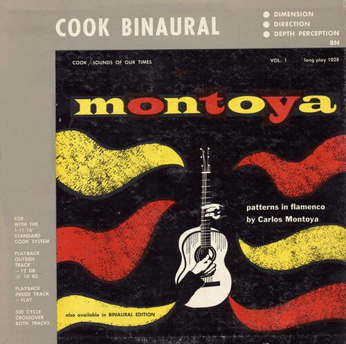 Carlos Montoya - Montoya [New CD]