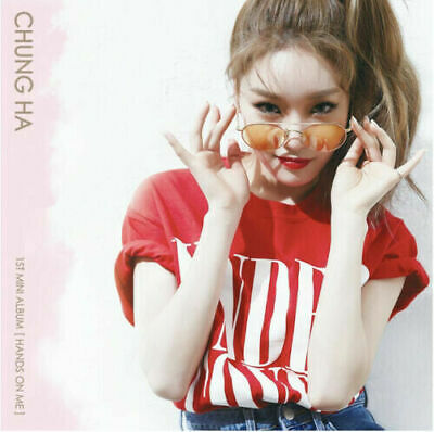 CHUNGHA - Hands On Me CD+Photo Booklet+Photocard+Gift
