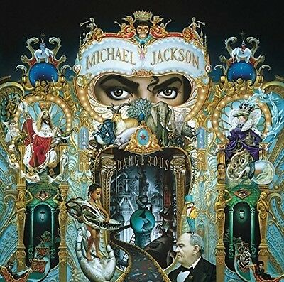 Michael Jackson   Dangerous  New Cd