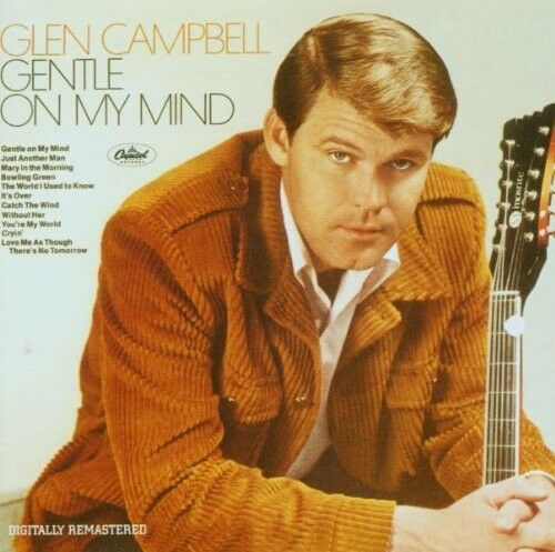 Glen Campbell - Gentle on My Mind [New CD] Rmst