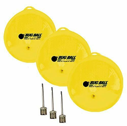 Gnat Ball - 3 Pack Replacement - Gnats, House Fly, No-See-Um, Etc.