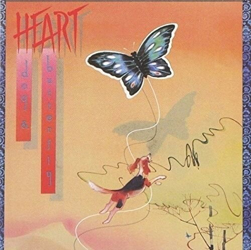 Heart - Dog & Butterfly [New CD] Holland - Import