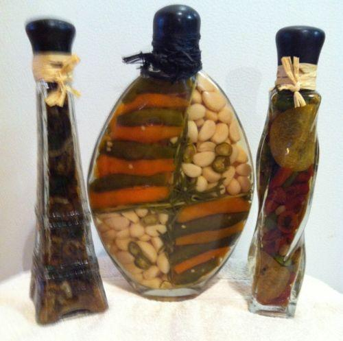 Decorative pepper bottles ebay for Decorative vials