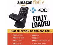 *****2nd Gen Amazon Firestick + Alexa + Latest KODI 17.4*****