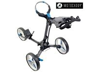Brand New Motocaddy P1 push Trolley