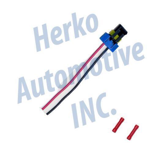 Fuel Pump Wiring Harness Connectors : Fuel pump wiring harness ebay