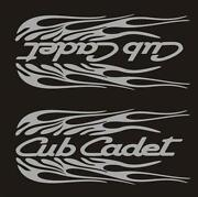 Cub Cadet Decals