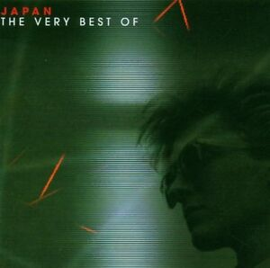JAPAN: THE VERY BEST OF CD 15 GREATEST HITS / DAVID SYLVIAN / NEW