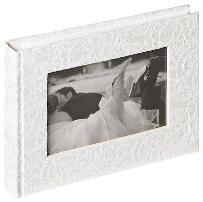 Walther Hochzeitsalbum MUSIC 40 Seiten 22 x 16 cm Buchalbum Hochzeit Album