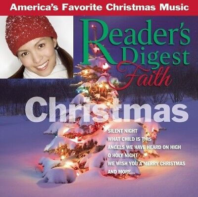 Readers Digest Faith Christmas   Integrity Music Holiday Compilation Cd
