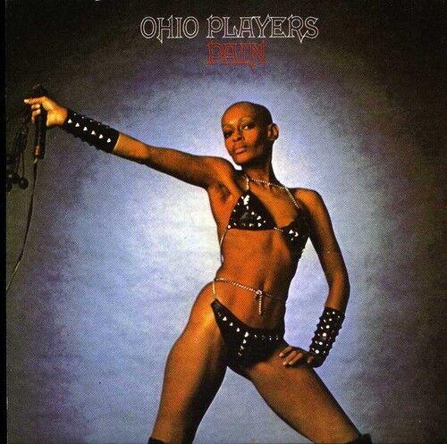 Ohio Players - Pain [New CD] UK - Import