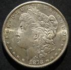 1878 Morgan Silver Dollar BU