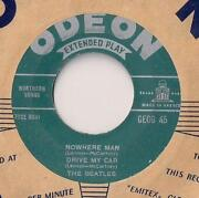 Beatles Nowhere Man EP