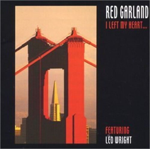 Red Garland - I Left My Heart [New CD]