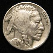 1929 Indian Head Nickel