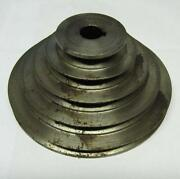 Lathe Pulley