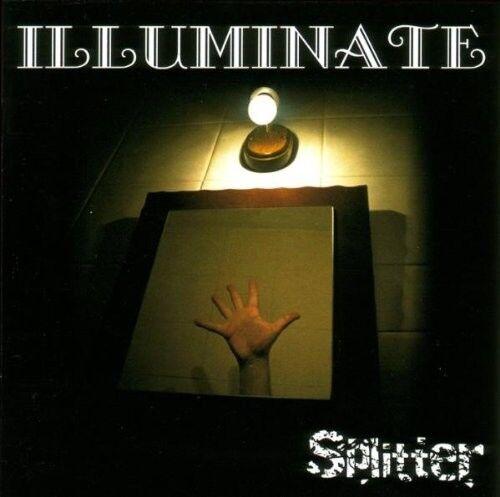 ILLUMINATE - SPLITTER  CD 20 SEITIGES BOOKLET NEU