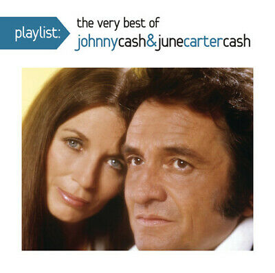 Playlist: The Very Best of Johnny Cash & June Carter Cash (CD, May-2012) (Playlist The Very Best Of Johnny Cash)