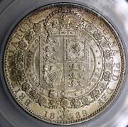 1889 Half Crown