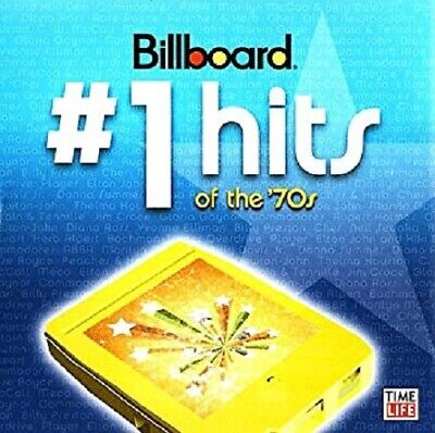 Billboard #1 Hits Of The '70s - Blockbusters - 2 CD Set - SEALED - NEW