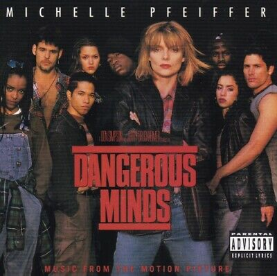 [Music CD] Dangerous Minds (Music From The Motion Picture) segunda mano  Embacar hacia Spain