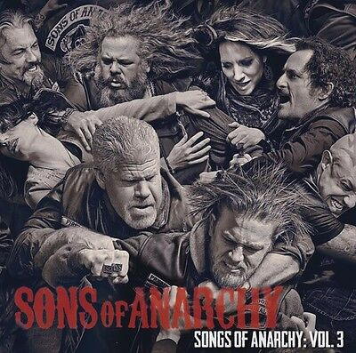 Various Artists   Sons Of Anarchy 3  Original Soundtrack   New Cd