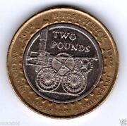 2 Pound Coin 2004