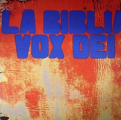 Vox Dei - Biblia [New Vinyl]