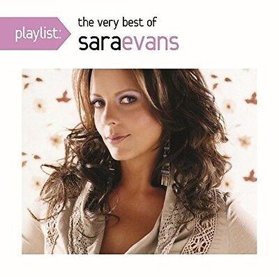 Sara Evans   Playlist  The Very Best Of Sara Evans  New Cd