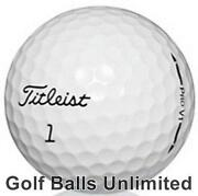 Titleist Pro V1 Golf Balls Mint