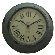 Duck Egg Blue Clock