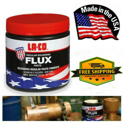 Rosin Soldering Flux Paste Solder Welding Grease For Copper Iron Steel Pipes 2oz