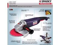 BRAND NEW ANGLE GRINDER