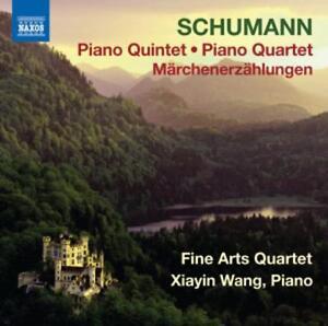 SCHUMANN-Piano-Quintet-Piano-Quartet-Marchenerzahlungen-CD-NEU