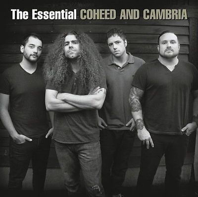 COHEED AND CAMBRIA The Essential 2CD BRAND NEW Best Of Greatest