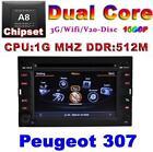 Peugeot 307 Radio