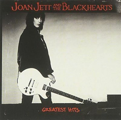 JOAN JETT & BLACKHEARTS Greatest Hits CD with Custom Guitar Picks