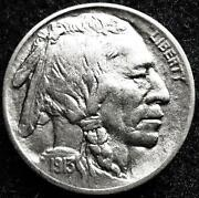 Buffalo Nickel UNC