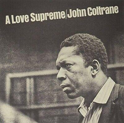 JOHN COLTRANE **A Love Supreme *BRAND NEW 180 GRAM RECORD LP VINYL