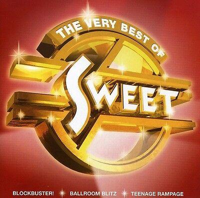 Sweet   Very Best Of  New Cd  Bonus Tracks  Rmst