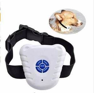 Anti Barking Pet Training Collar Dog Ultrasonic bark stop trainer West Melbourne Melbourne City Preview