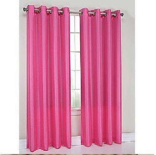 Pink leopard curtains ebay