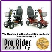 Pro Rider Mobility Scooter
