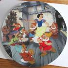 Snow White, Dwarfs Disney Plates (1968-Now)