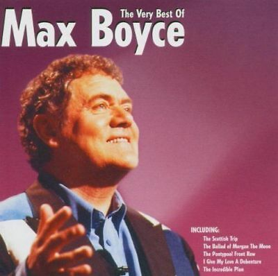 Max Boyce - The Very Best Of Max Boyce Nuovo (Best Of Max B)