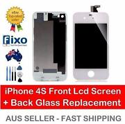 iPhone 4 Screen Replacement White
