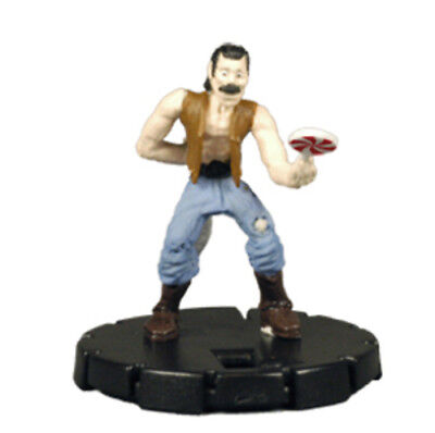 HorrorClix: Carny - 034 [Figure with Card] Freakshow Miniatures HeroClix Compati