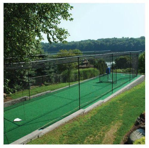 Backyard Batting Cage | EBay