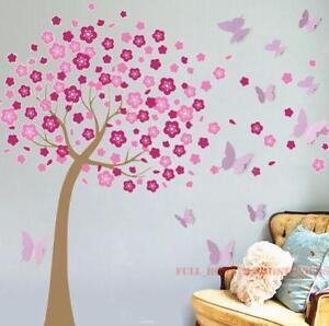 Cherry Tree Wall Sticker Part 63