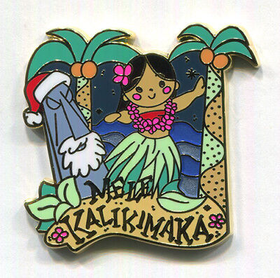POLYNESIA HAWAII Small World Holiday 2017 Mystery LE CHASER Disney Pin